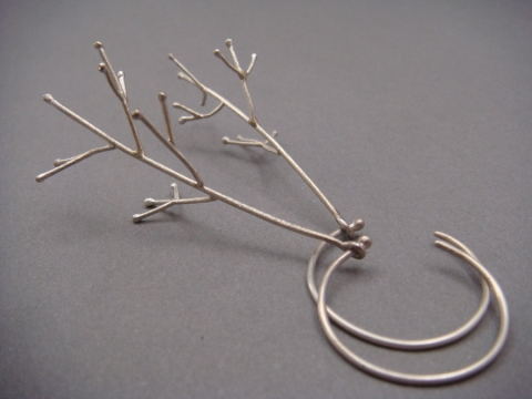 Twig et Pod earrings - TP0903E