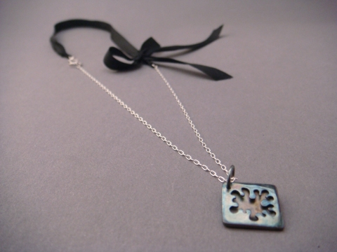 Two of Three, Necklace