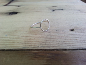 Lightly Hammered: Ring