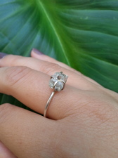 Diamonds of Los Angeles: ring
