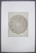 LAURA SUE KING prints soft ground etching