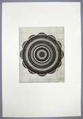 LAURA SUE KING prints soft ground etching and aquatint