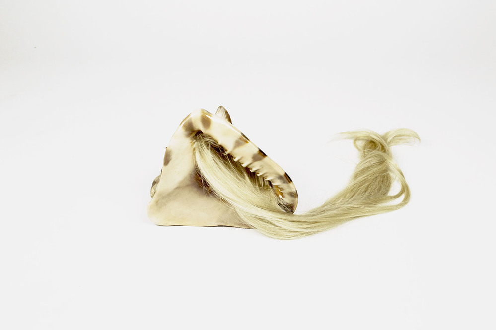 Humanimals Hair shell (straight hairy conch)