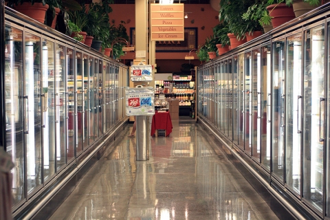 FROZEN FOOD CATHEDRALS #6, Highlands Ranch, Colorado