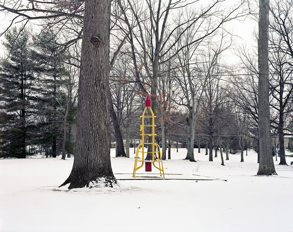 """ROCKET SCIENCE"" Photographs 2004- Ongoing ""Modern Forest"""