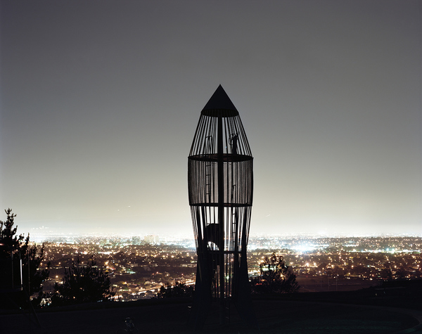 """ROCKET SCIENCE"" Photographs 2004- Ongoing ""Los Angeles, Night, July 3rd, 2007"""