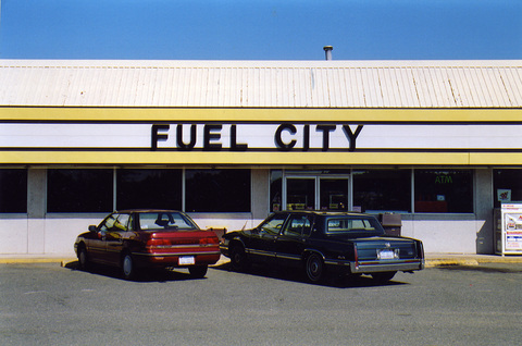 THIS MUST BE MY DESTINATION (selected images) Fuel City