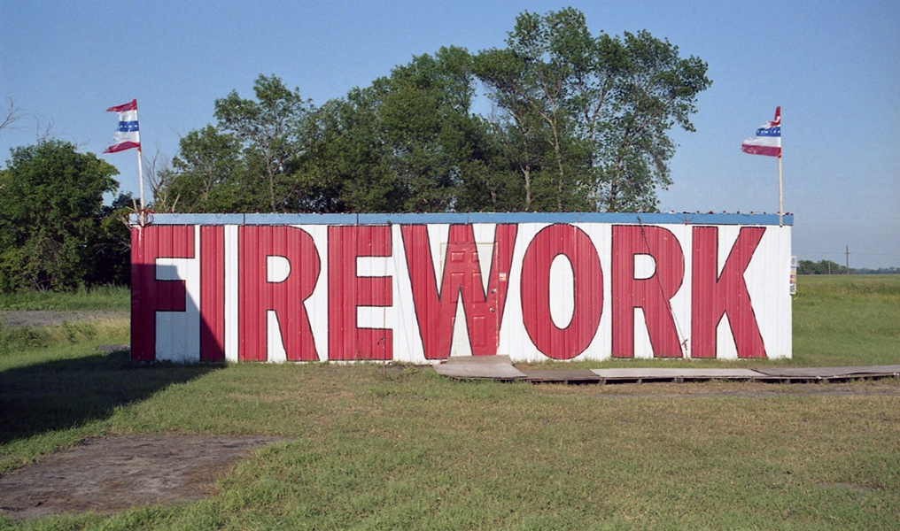 "FIREWORK ""Firework, North Dakota"""