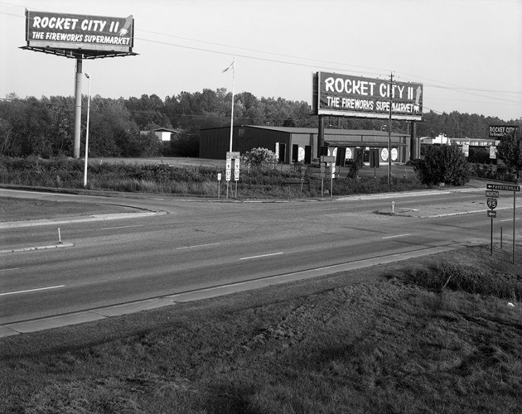 "FIREWORK ""Rocket City"" (left)"
