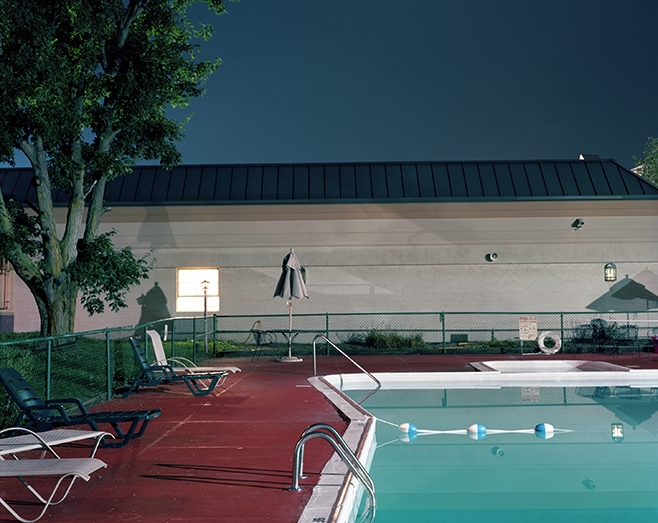 MOON STUDIES - MOTION PICTURES Night Swimming (pool)