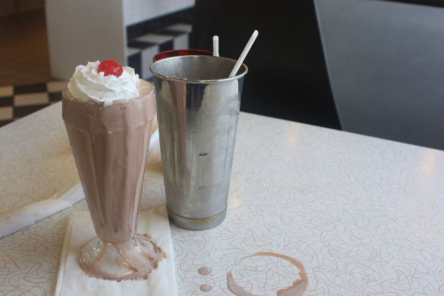 LORD, THIS MUST BE MY DESTINATION (selected images) Milkshake