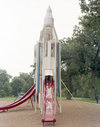 ROCKET SCIENCE Color photograph