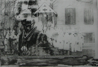 Lauren Kendrick Sleat Prints: etching, carborundum & monotypes etching