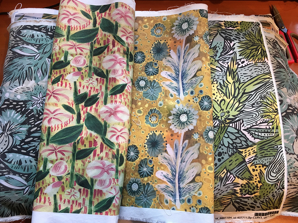 Laurie Olinder TEXTILES