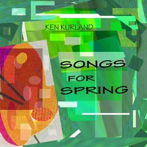 LAURIE VIGODA CD COVERS Computer altered painting