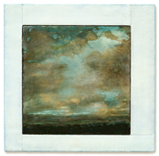 Leigh Palmer Recent Paintings Encaustic on canvas mounted on board