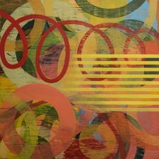 Linda Kamille Schmidt Portfolio 2 oil on plywood