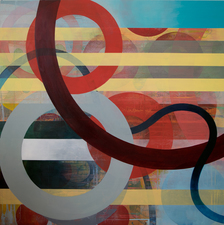 Linda Kamille Schmidt Portfolio 2 oil on panel
