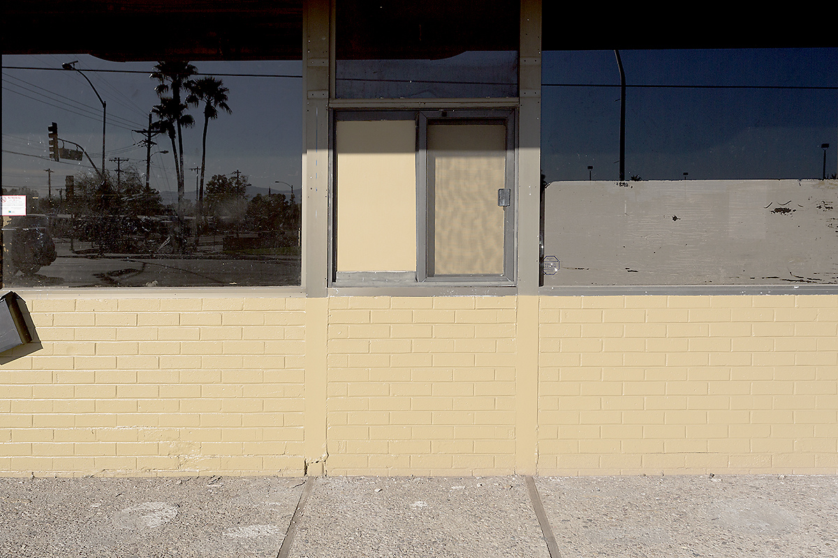 Dream Deferred: The American Suburb in Transition (ongoing) Tokyo Rice Bowl, Tucson, Arizona 2017