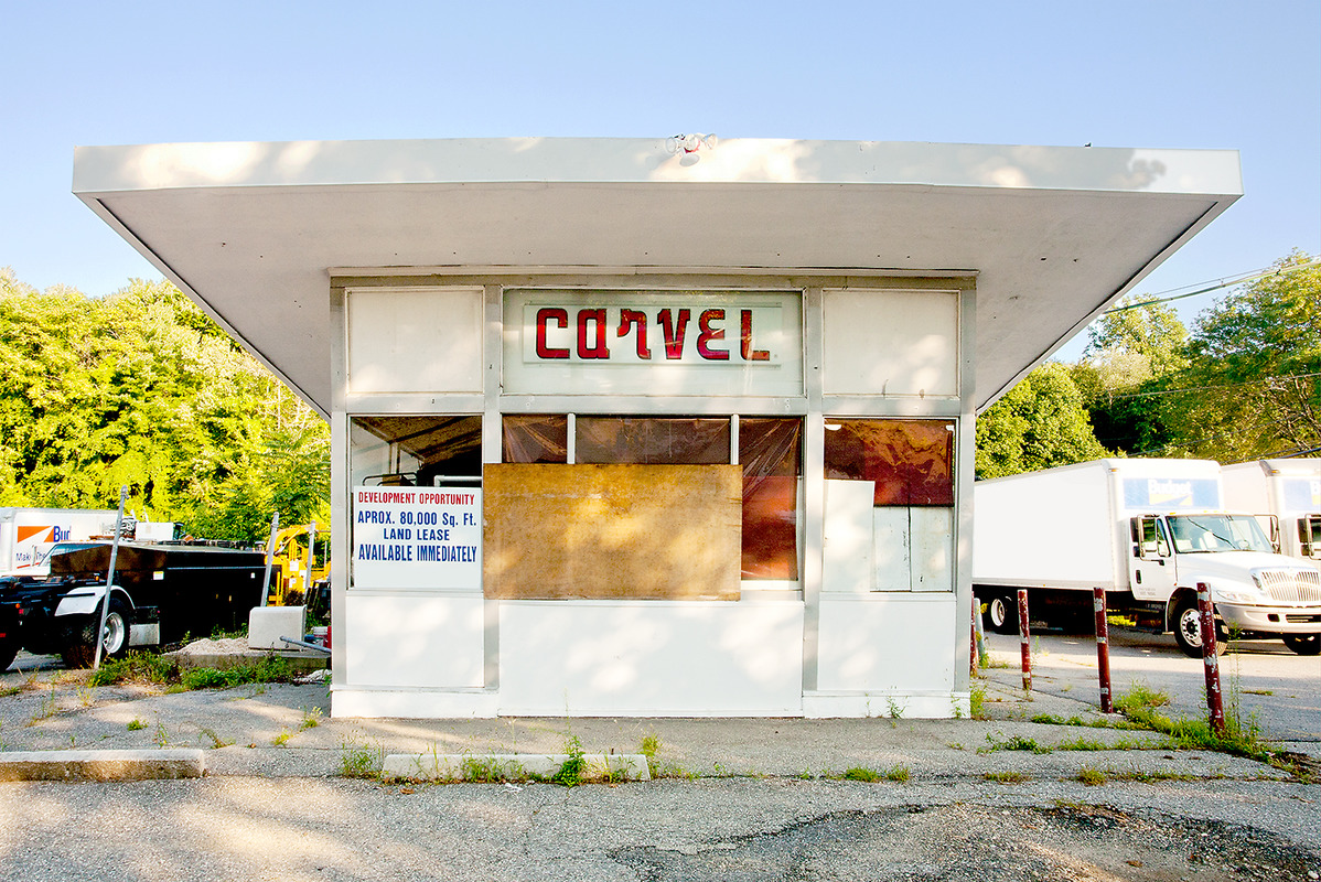 The Architecture of Nowhere (ongoing) Carvel, Bedford Hills, New York 2013