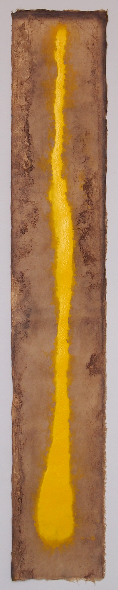 LINDA THARP On Paper 25 x 4.25 inches, 2013
