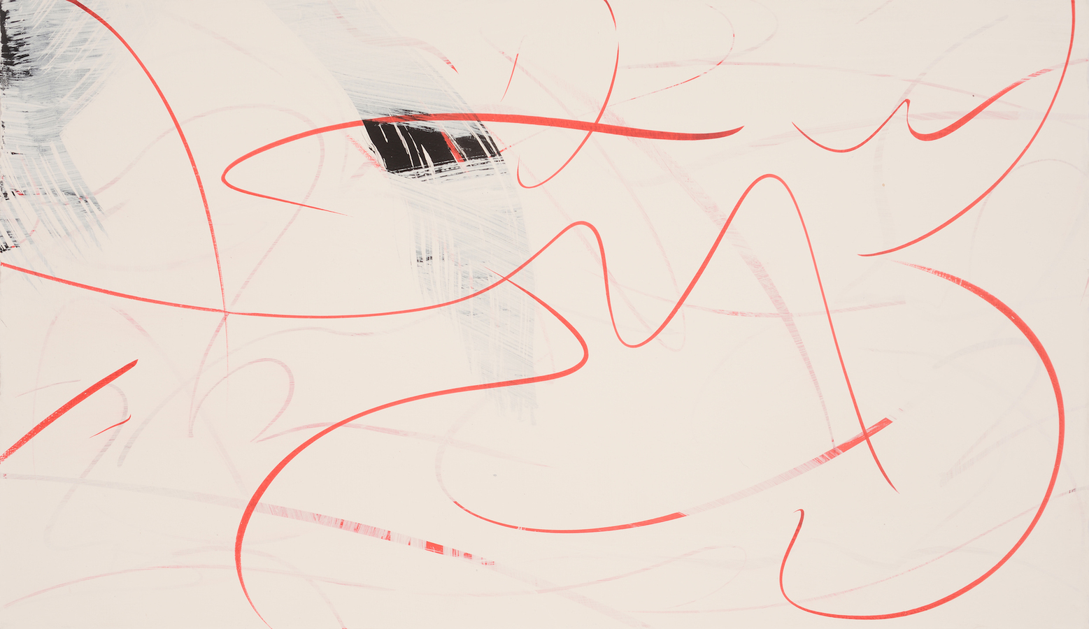 """inventory""  Red Line Drawing 4"