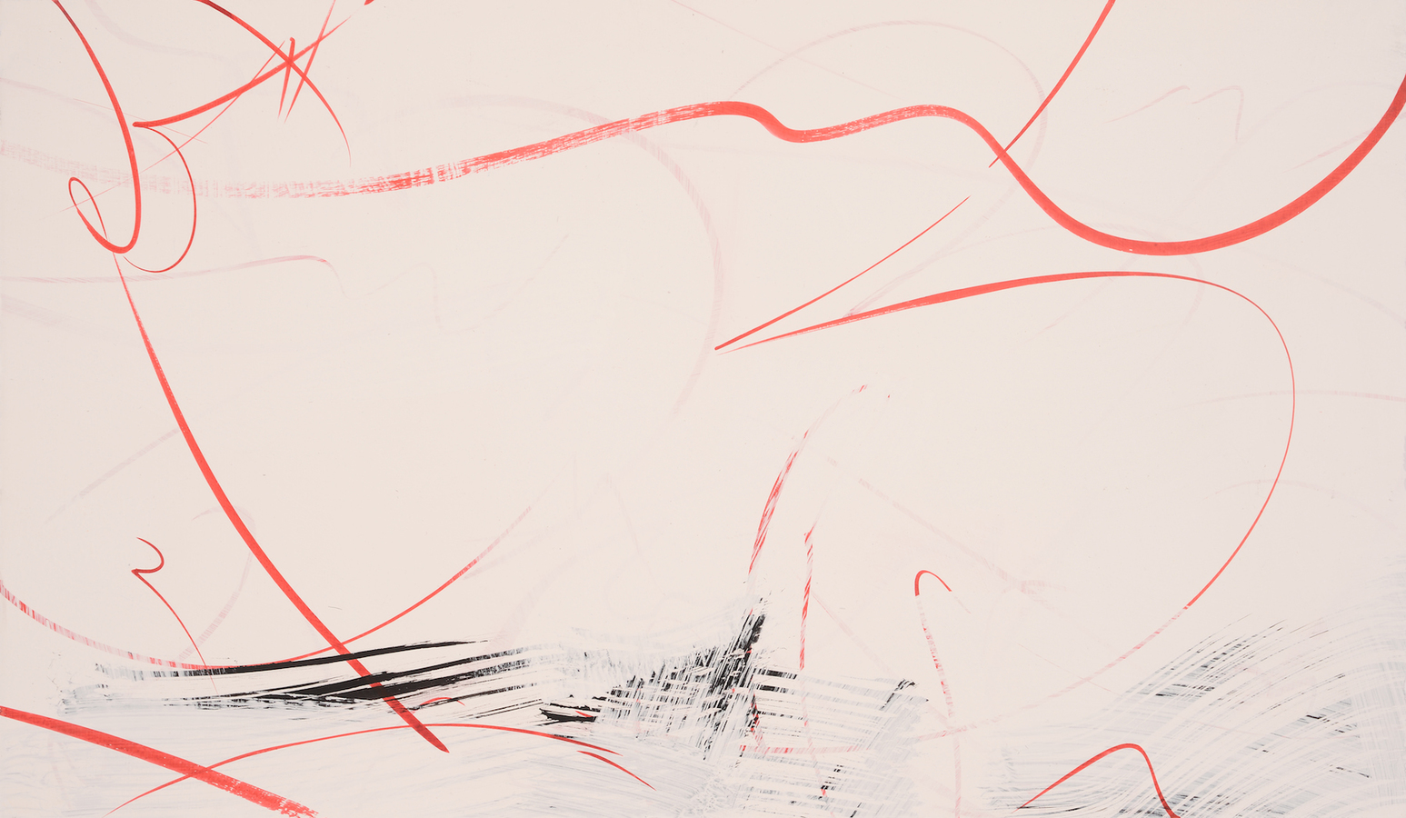 """inventory""  Red Line Drawing 3"