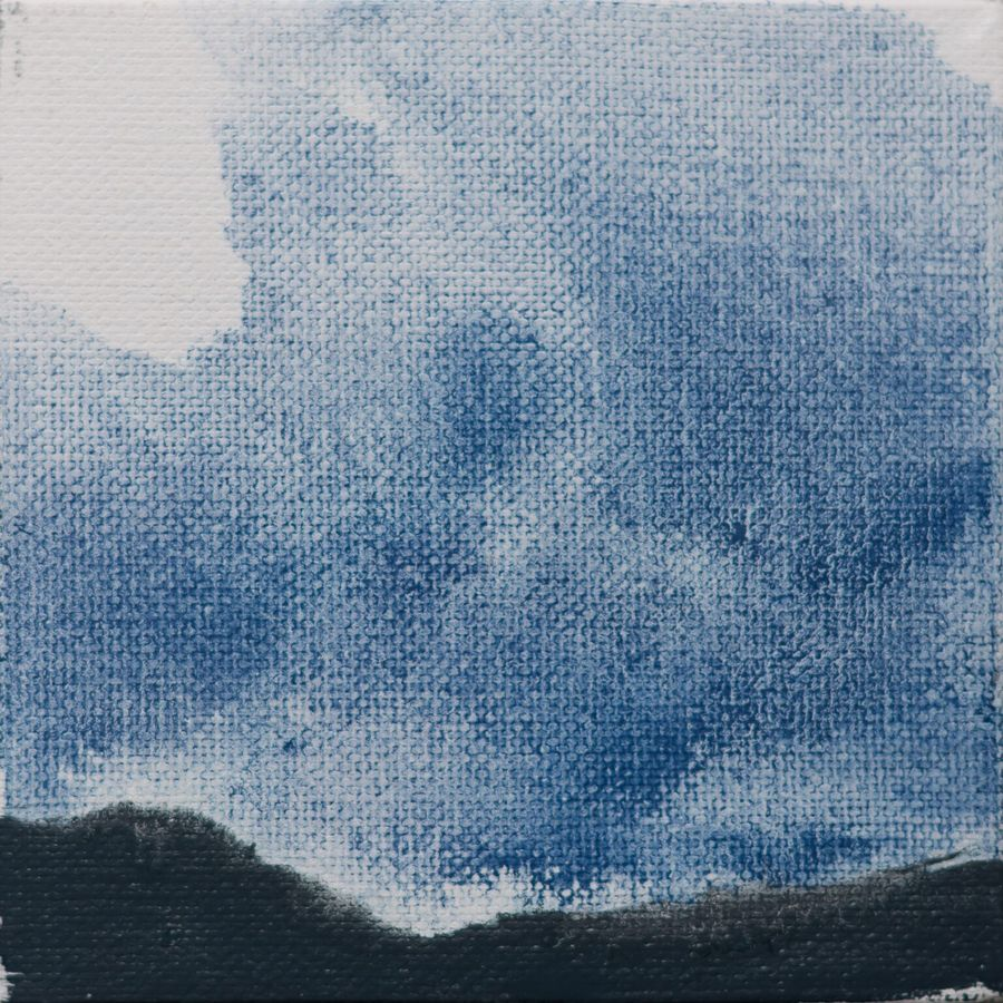 Tiny Paintings Tiny Painting (Smokies)
