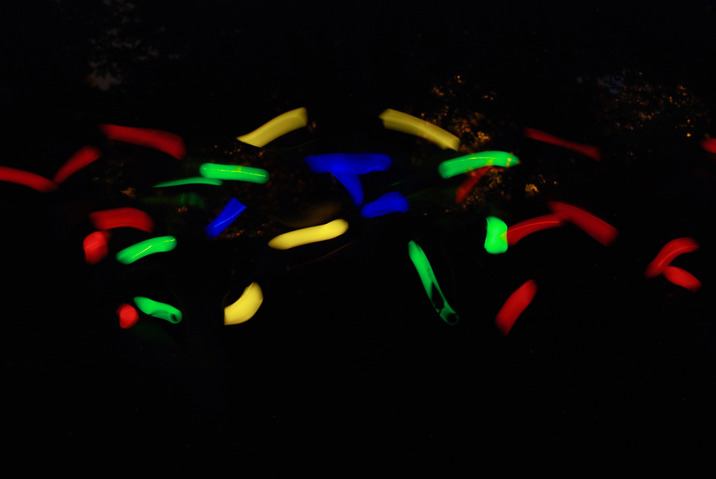 LINDSEY PEARSON Spinning Lights