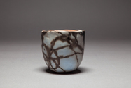 Lisa G Westheimer Ceramics & Glass    LisaGWCeramicsnGlass.Etsy.com Chawan, cups and bowls Saggar fired earthenware