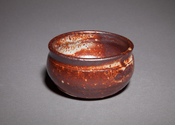 Lisa G Westheimer Ceramics & Glass    LisaGWCeramicsnGlass.Etsy.com Chawan, cups and bowls Shino wheel thrown stoneware
