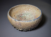 Lisa G Westheimer Ceramics & Glass    LisaGWCeramicsnGlass.Etsy.com Chawan, cups and bowls Stoneware and glass