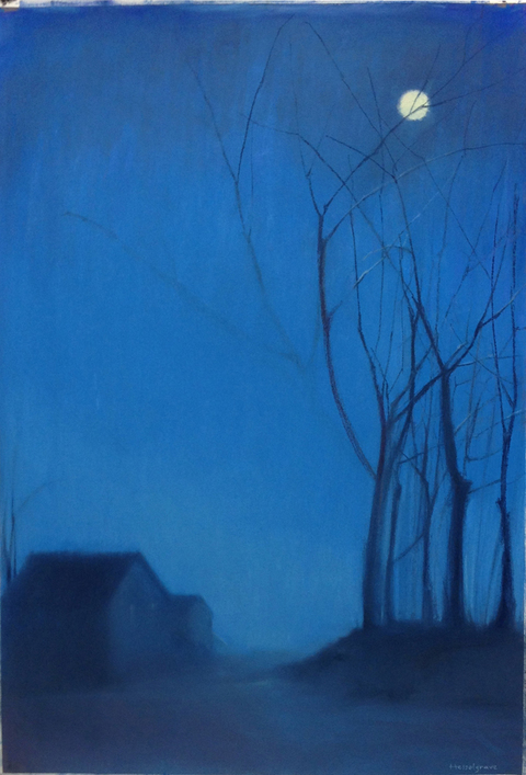 Hess Hesselgrave Close to Home pastel