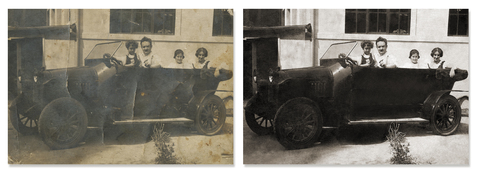 Lisa Streib Photo Restoration