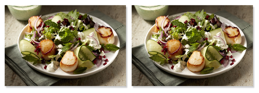 Lisa Streib Food Retouching
