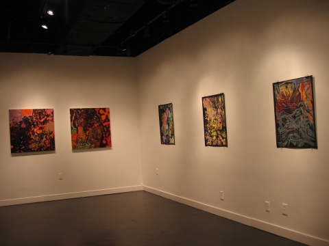 Lorrie Saunders Art Gallery / Nov. 20, 2010-Jan. 15, 2011 / Norfolk, VA