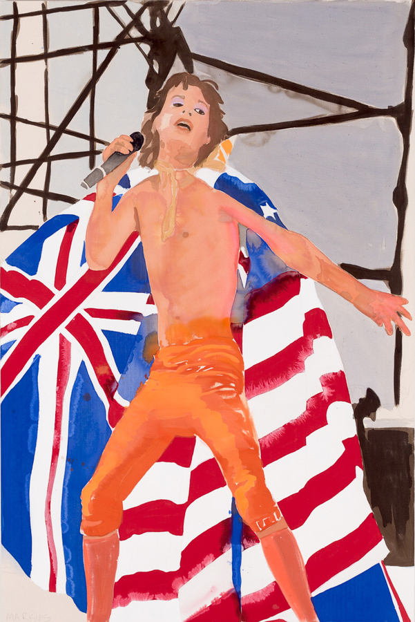 PORTRAITS, INTERIORS, AND LANDSCAPES Mick Jagger