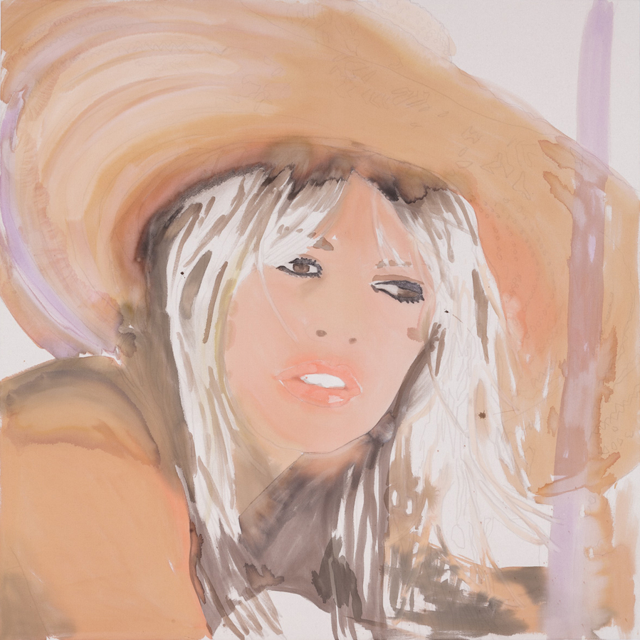 PORTRAITS, INTERIORS, AND LANDSCAPES Bridget Bardot at the Beach