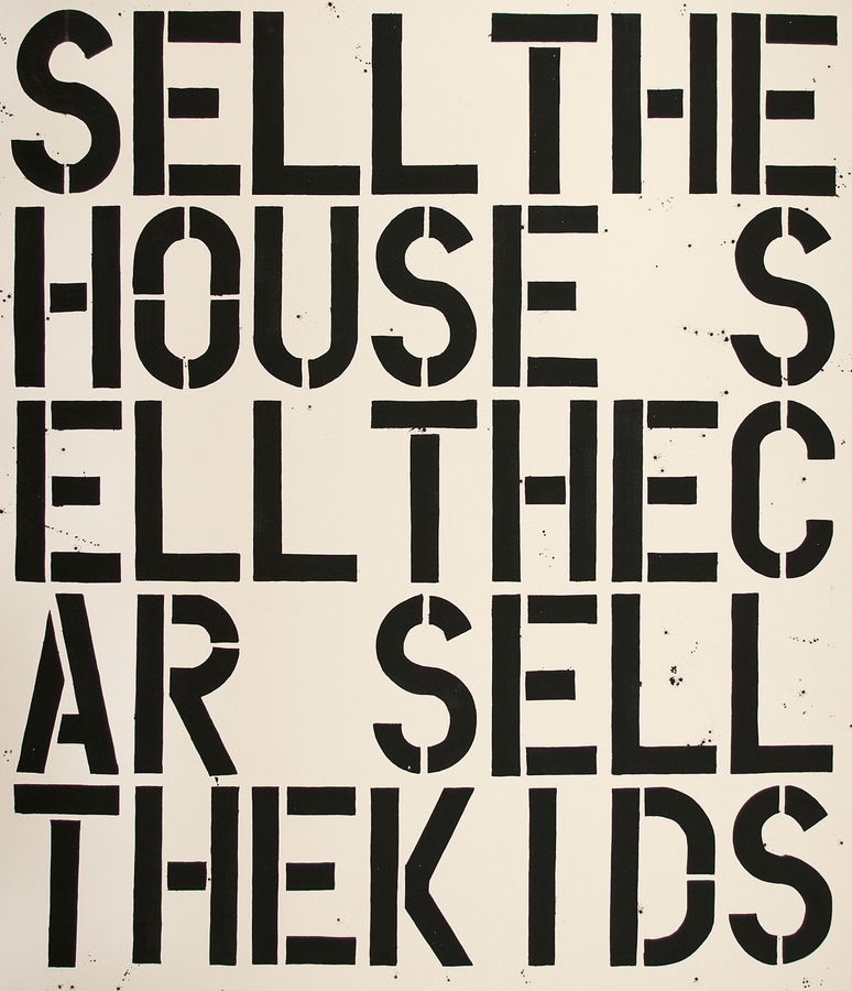 PUNK Christopher Wool
