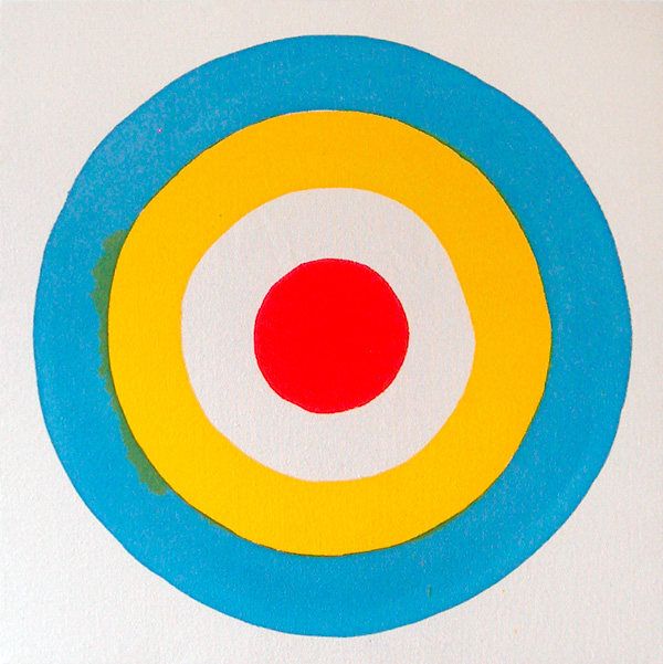 TARGETS Red, Yellow, Blue