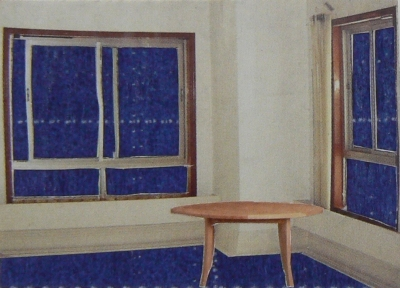 Photographs Drawings Collage 2004-2010 Interior 5