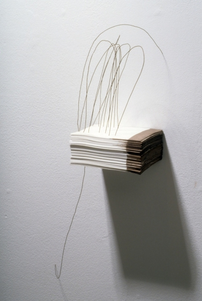 Wire Latex Fabric Paper 1998-2010 Untitled