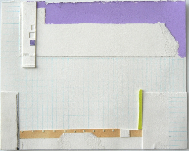 Drawings|Collage 2004-2006 Ahead of Me