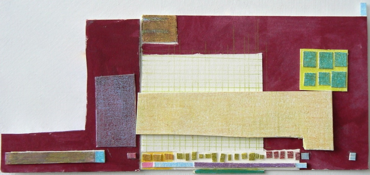Drawings|Collage 2004-2006 Plateau I