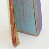 Sculpture 2012 Wood, paint