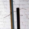 Wire Latex Fabric Paper 1998-2010 Salvaged wood, paint, wire
