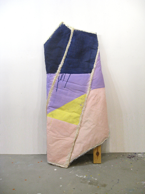 Textile Pieces Drifter (Leaning)