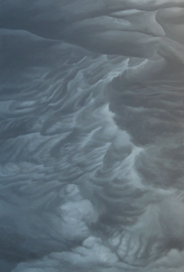 garden sublime cloud waves
