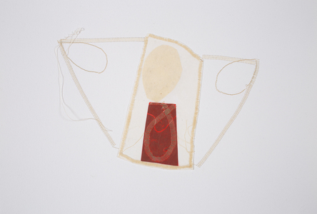 Lori Glavin MIXED MEDIA Thread and Paper