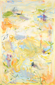 Lori Glavin PAINTING oil on paper